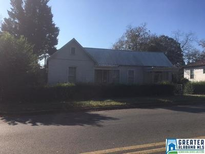 Talladega Multi Family Home For Sale: 307 E North St