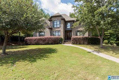 Hoover Single Family Home For Sale: 5579 Lake Trace Dr