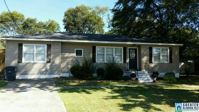 Fultondale, Gardendale Single Family Home For Sale: 204 Marshall Dr
