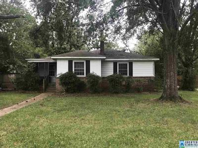 Homewood AL Single Family Home For Sale: $199,900