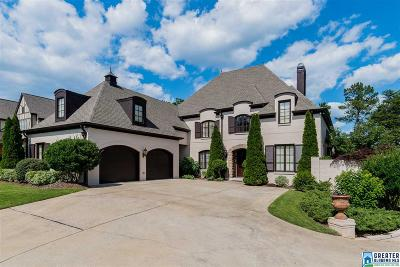 Hoover Single Family Home For Sale: 3936 Butler Springs Way