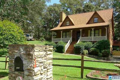 McCalla Single Family Home For Sale: 7774 Lakeshore Dr