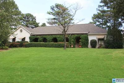 Vestavia Hills Single Family Home For Sale: 1437 Panorama Dr