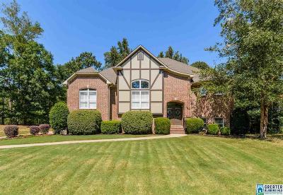 Helena Single Family Home For Sale: 8624 Shady Trl