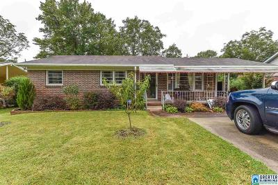Homewood Single Family Home For Sale: 213 Knoll Crest Dr