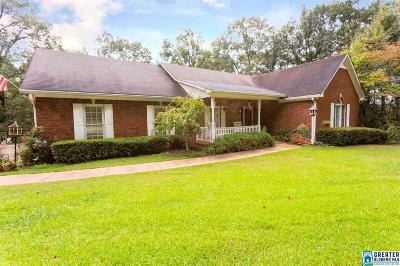McCalla Single Family Home For Sale: 5967 Hidden Valley Rd