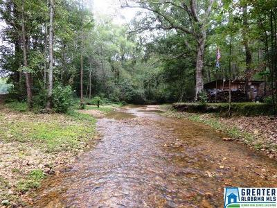 Clay County Residential Lots & Land For Sale: 2481 Guntertown Rd