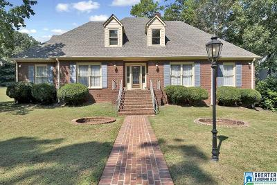 Birmingham Single Family Home For Sale: 5432 Woodford Dr