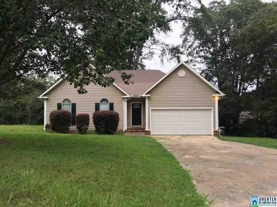 Alabaster Single Family Home For Sale: 415 Willow Glen Dr