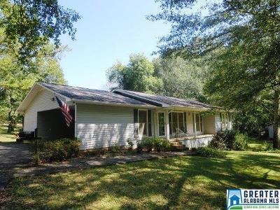 Clay County, Cleburne County, Randolph County Single Family Home For Sale: 130 Cherry St