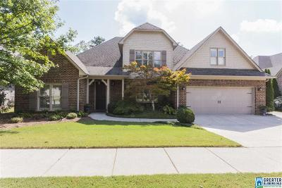 Hoover Single Family Home For Sale: 5249 Crossings Pkwy