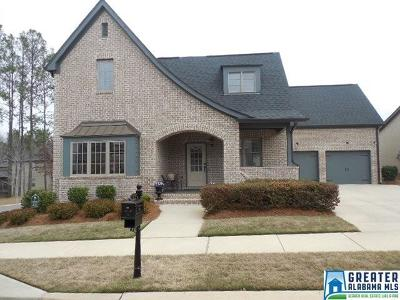 Hoover Single Family Home For Sale: 4000 Dunemere Ln