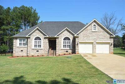 Jacksonville Single Family Home For Sale: 703 Hampton Dr SW