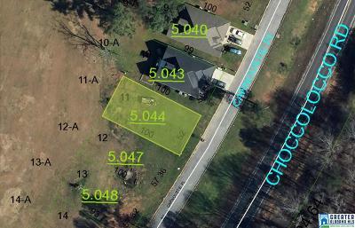 Anniston Residential Lots & Land For Sale: 57 Carnoustie Pl