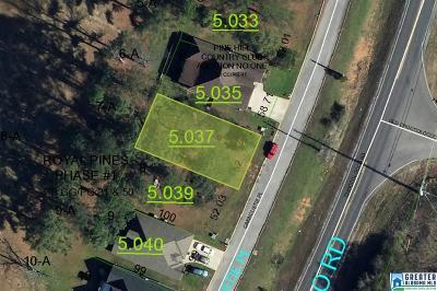 Anniston Residential Lots & Land For Sale: 93 Carnoustie Pl