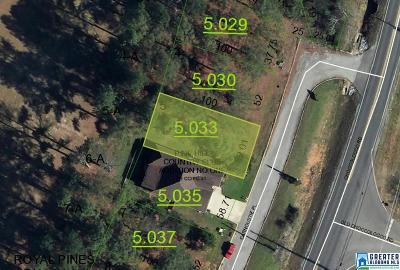 Anniston Residential Lots & Land For Sale: 115 Carnoustie Pl