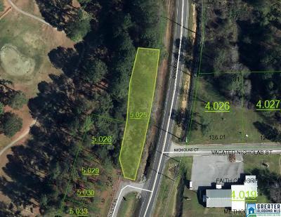 Anniston Residential Lots & Land For Sale: 131 Carnoustie Pl