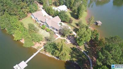 Clay County, Cleburne County, Randolph County Single Family Home For Sale: 565 Wylie Rd