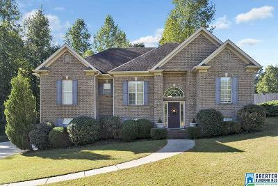Chelsea Single Family Home For Sale: 119 Lime Creek Ln