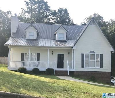 Birmingham Single Family Home For Sale: 5243 Highland Trace Cir
