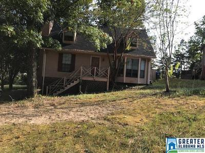 Alabaster Single Family Home For Sale: 901 5th Ave NW
