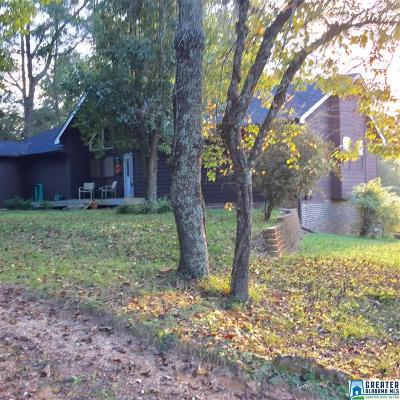 Alabaster Single Family Home For Sale: 745 Camp Branch Cir