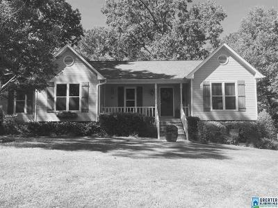 Alabaster Single Family Home Contingent: 1143 Independence Dr