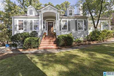 Homewood Single Family Home For Sale: 313 Greenwood St