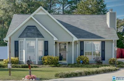 Alabaster Single Family Home For Sale: 116 King Arthur Pl
