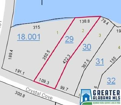 Randolph County Residential Lots & Land For Sale: Lot 2 Crystal Cove
