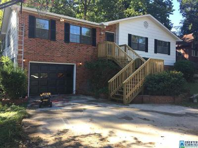 Vestavia Hills Single Family Home For Sale: 2444 Columbiana Rd