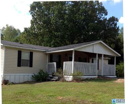 Cleburne County Manufactured Home For Sale: 24035 Co Rd 49
