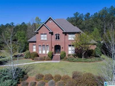 Hoover Single Family Home For Sale: 5571 Lake Trace Dr