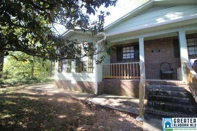 Birmingham, Homewood, Hoover, Irondale, Mountain Brook, Vestavia Hills Rental For Rent: 8144 Rugby Ave #Unit A