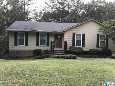Birmingham Single Family Home For Sale: 1518 Wilderness Ln