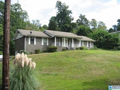 Birmingham Single Family Home For Sale: 2229 Pershing Rd