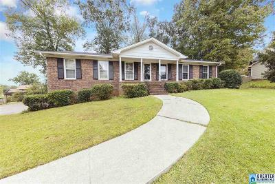 Vestavia Hills Single Family Home For Sale: 905 Mountain Branch Dr