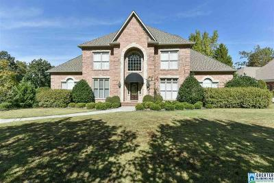 Hoover Single Family Home For Sale: 5108 Greystone Way