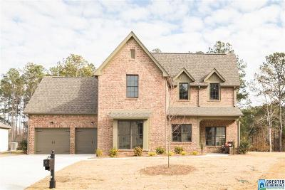 Hoover Single Family Home For Sale: 28 Nunnally Pass
