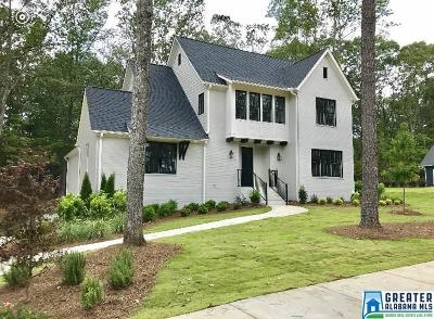 Hoover Single Family Home For Sale: 2249 Brock Cir