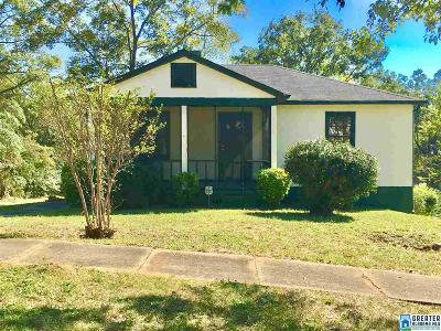 Birmingham Single Family Home For Sale: 1745 33rd St