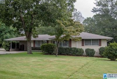 Hoover Single Family Home For Sale: 429 Shades Crest Rd