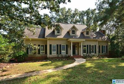 Birmingham Single Family Home For Sale: 466 Heatherwood Dr