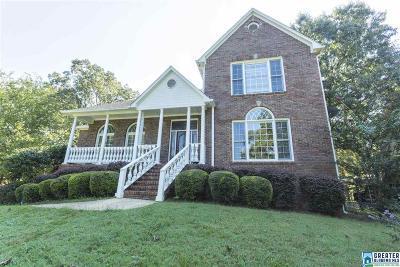 McCalla Single Family Home For Sale: 2109 Lakeside Dr