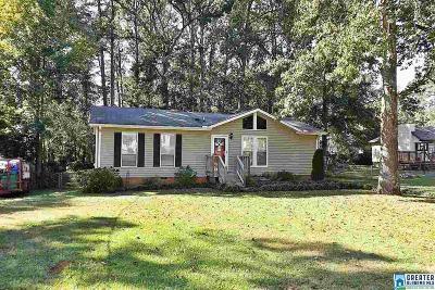 Birmingham Single Family Home For Sale: 2514 Martin Cir