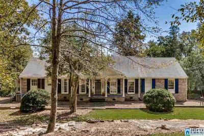 Mountain Brook Single Family Home For Sale: 3019 Briarcliff Rd