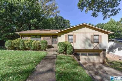 Birmingham Single Family Home For Sale: 8300 12th Ave S