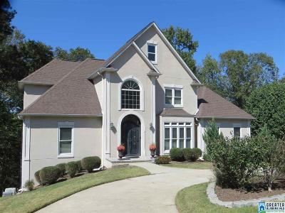 Hoover Single Family Home For Sale: 581 Oakline Dr