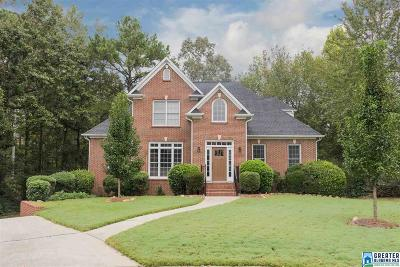 Hoover Single Family Home For Sale: 69 Maple Trc
