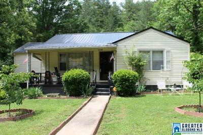 Anniston Single Family Home For Sale: 2108 Thomas Ave